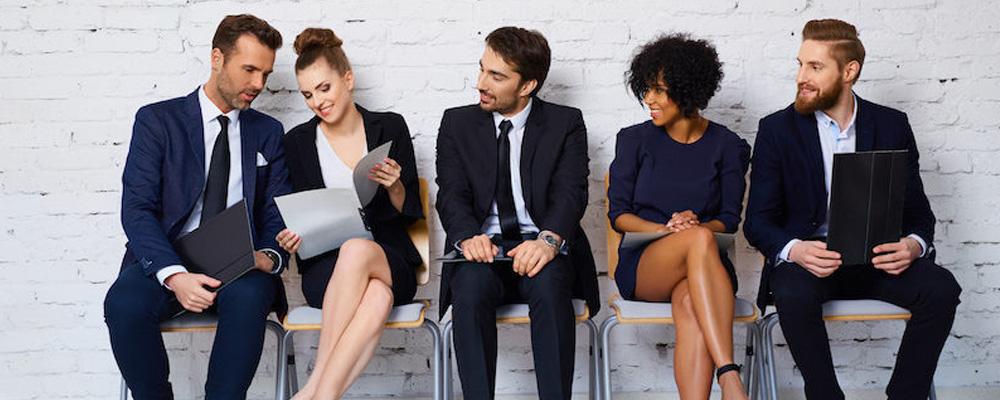 speed dating job interviews